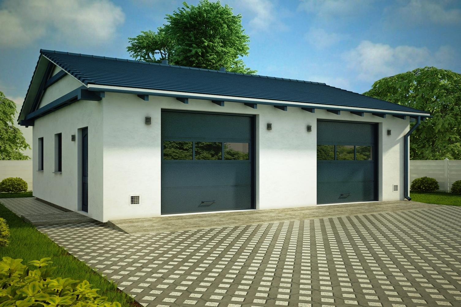 Строительство гаражей под ключ в Сочи